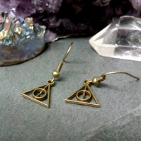 Hallows Earrings