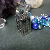 Dr Who Bag Charm