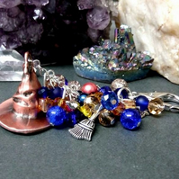 Ravenclaw Sorting Hat  Bag Charm