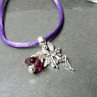 Fairy and Flower Bracelet