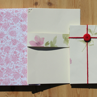 Letter Writing Set - Box stationery set
