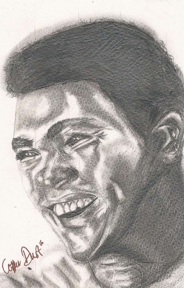 Muhammed Ali  illustration