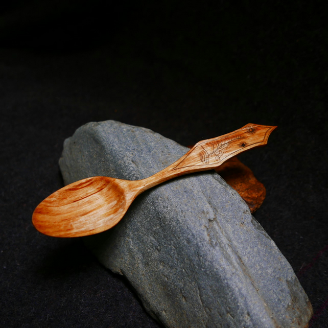 Birch Eating Spoon