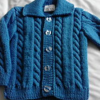 Boys Cardigan, Jacket 2 sizes available