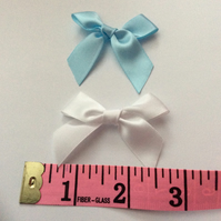 Large Satin Bows