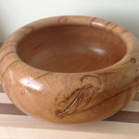 Old English Oak Bowl