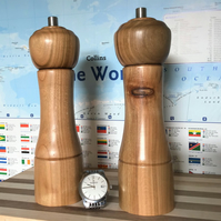 Matching Salt & Pepper Mills