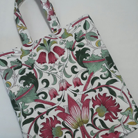 William Morris Lined Tote Bag