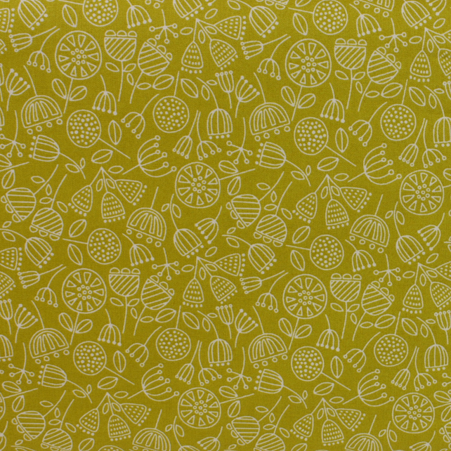 Dashwood - Fablewood - Flower Power - Fat Quarter