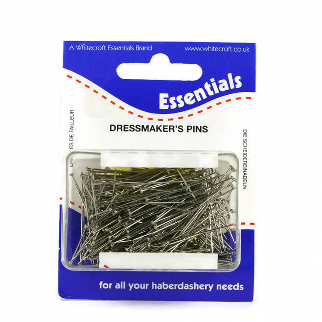 Whitecroft Essentials - Dressmaking Pins