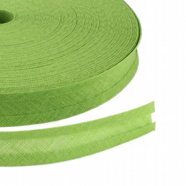 Bias Binding - 25mm - Apple Green