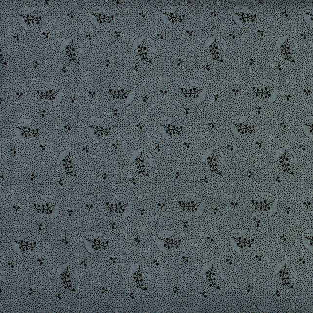 Marcus Fabrics - Antique Cotton Calicos - Blue - Fat Quarter
