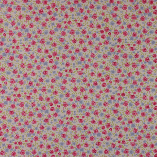 Ditsy Rose - Chintz - half metre length
