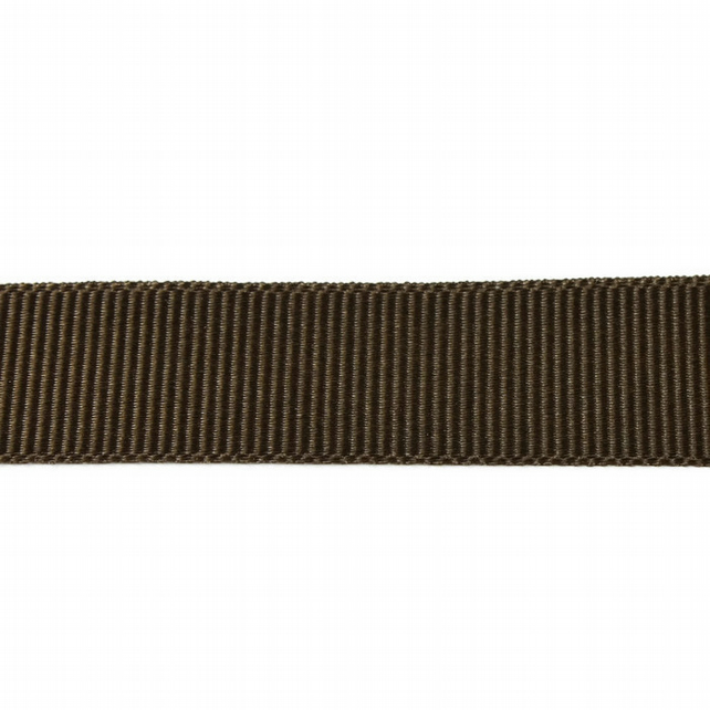 Berisfords Grosgrain Ribbon - Chocolate - 16mm