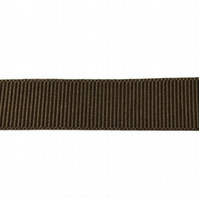 Berisfords Grosgrain Ribbon - Chocolate - 10mm