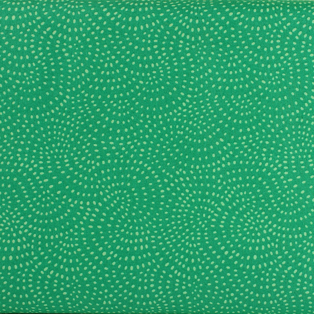Dashwood - Twist - Viridian - Fat Quarter