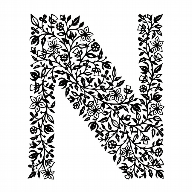 88 Fancy Letter N Designs Fancy Letter N Designs Fancy Letter Of