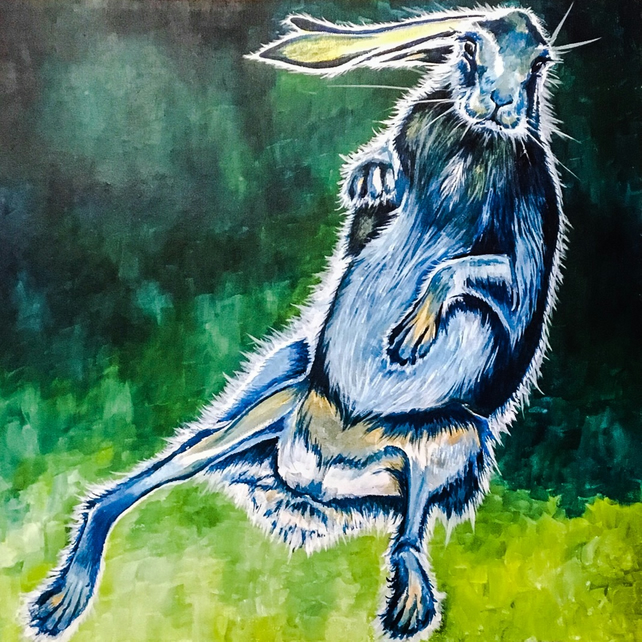 Dance of the Boxing Hare 2