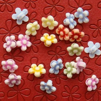 Flower buttons (NEW)