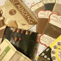 Vintage Sewing Items