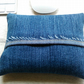 Shabby Denim Mouse Wrist Rest. Office Gifts. Wrist Rests
