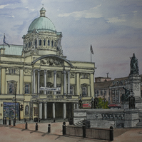 City Hall, Hull.