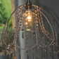 Crystal pendant lampshade chandelier