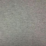 Plain grey melange jersey fabric by JNY Colourful Kids (half metre)