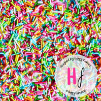 Sprinkles jersey fabric by Happy Fabrics (half metre cut)