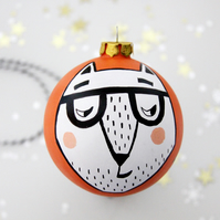 Foxy Bauble