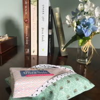 Handmade pocket tissue holder
