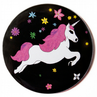 Magical Unicorn Pocket Mirror