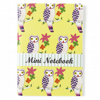 Mysterious Owl Notebook