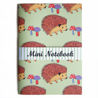 Happy Hedgehog Notebook