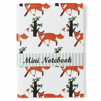 Curious Fox Notebook