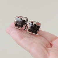 Peppercorn Cufflinks - SECONDS (413)