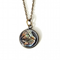 Cat Necklace (561)
