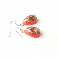 Flower Earrings - SALE (2054)