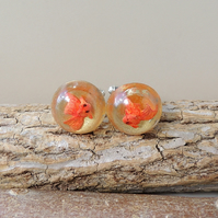 Goldfish Cufflinks (1364)