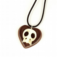 Skull Necklace - SALE (1731)