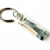 SALE: Screws Resin Keyring (941)