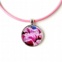 Magnolia Flowers Necklace (2009)