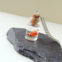 Goldfish Necklace (1887)