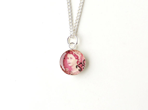 Queen Elizabeth Necklace (2334)