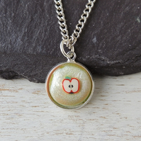 Apple Necklace (369)