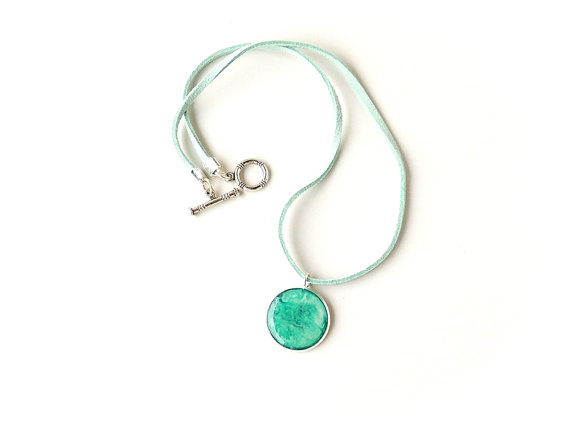 Green Necklace (2267)
