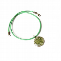 Green Necklace (474)