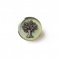 Tree Brooch - 1650