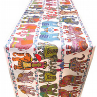 Table Runner - Elephant design -Elephant Parade