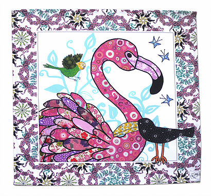 Napkins - Flamingo - Three Amigos